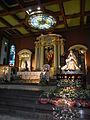 9762jfSaint Nicholas Tolentino Cathedral Cabanatuanfvf 25.JPG