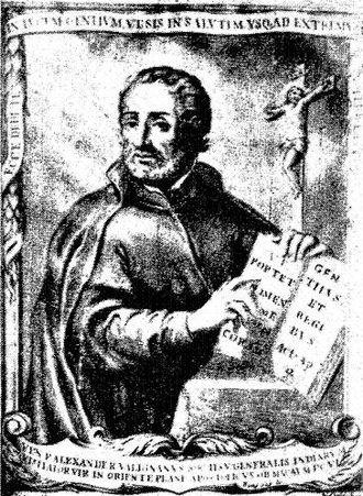 Alessandro Valignano - Alessandro Valignano