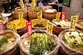 A154 Japan Kyoto Traditional Japanese vegetable for cooking (4763807525).jpg