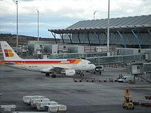 Aeropuerto adolfo su rez madrid barajas wikipedia la - Terminal ejecutiva barajas ...