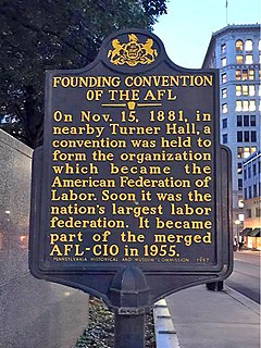 Federation of Organized Trades and Labor Unions