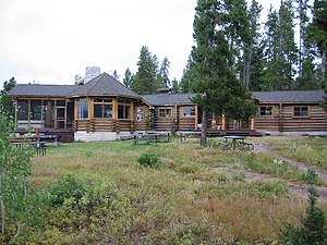 National Register of Historic Places listings in Teton County, Wyoming - Image: AMK Berol Lodge