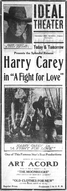 A Fight for Love 1920advert.jpg