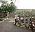 A Somerset mile, Stogumber - geograph.org.uk - 1770660.jpg