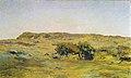 A dune landscape by Willem Wenckebach (1860-1937).jpg