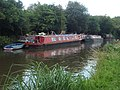 A group of boats on the Grand Union Canal - geograph.org.uk - 1397385.jpg
