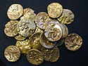 A hoard of Iron Age coins from Beverly
