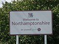 A new sign, a new strap line - geograph.org.uk - 1506748.jpg