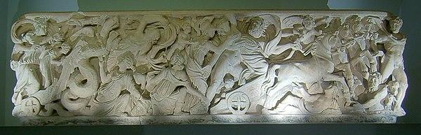 Proserpina sarcophagus
