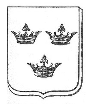 Aron (bishop of Kraków) - Coat of arms of Aron.