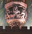 Abbotsford House Ceiling decoration 01.JPG