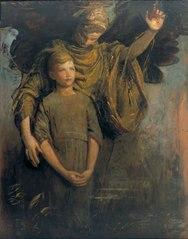 Boy and Angel
