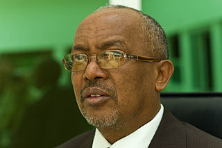 Abdirahman Saylici 6th vice president of Somaliland