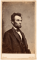 Abraham Lincoln O-87 by Brady, 1864.png