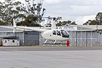 Ace Helicopters (VH-FHK) Robinson R44 Raven I at Wagga Wagga Airport.jpg