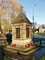 Ackworth War Memorial - geograph.org.uk - 303917.jpg