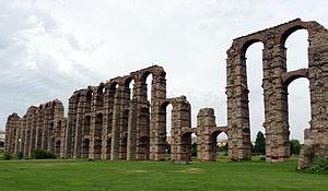 Mérida, Spain - Acueducto de los Milagros