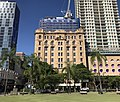 Adina Apartment Hotel Brisbane is a hotel in a heritage-listed building at 171 George Street, Brisbane 02.jpg