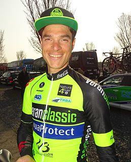 Olivier Pardini Belgian road cyclist