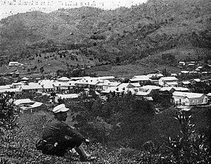 Adjuntas, Puerto Rico - Adjuntas in the early 20th Century