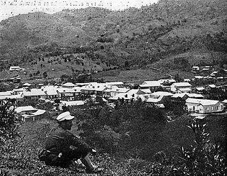 Adjuntas, Puerto Rico - Adjuntas in the early 20th Century