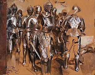 Armor Chamber Fantasy