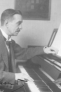 Adolf Wiklund Swedish composer