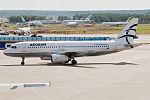 Aegean Airlines, SX-DVR, Airbus A320-232 (21339370266).jpg