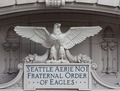 Aerie No. 1, Fraternal Order of Eagles building detail, Seattle, Washington LCCN2010630659.tif