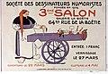 Affiche, Société des dessinateurs humoristes, Carlègle, Charles-Émile (1877-1937).jpg