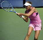 Agnieszka Radwańska at the 2009 US Open 01.jpg