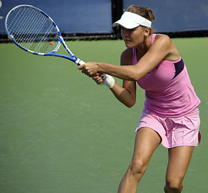 Agnieszka Radwańska at the 2009 US Open 01.jpg