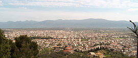 Agrinio, Etolioakarnania, Greece - View from Agia Paraskevi.jpg
