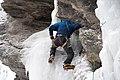 Aiguilles - Escalade sur glace - janvier 2014 - 4.jpg
