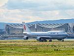 Air China, B-2485, Boeing 747-8 - FRA (21134898822).jpg