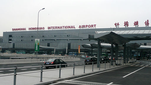 Airport Shanghai-Hongqiao 4