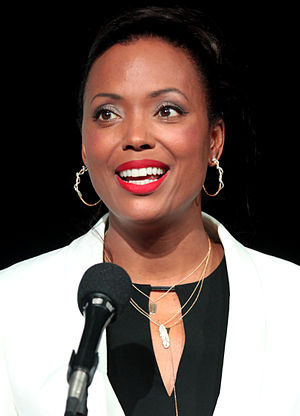 Aisha Tyler - Tyler at San Diego Comic-Con International in 2013