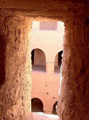 Al-Ukhaidir Fortress - Al-Ukhaidir Fortress/Palace
