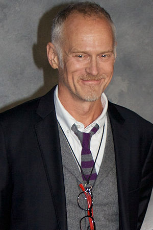 Alan Taylor (director) - Taylor at the October 2013 world premiere of Thor: The Dark World at the Odeon Leicester Square in London