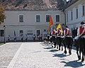 Alba Carolina Fortress 2011 - Changing the Guard-2.jpg