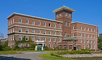 National Register of Historic Places listings in Albany County, New York - Image: Albany Felt Company main building