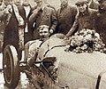 Albert Divo, vainqueur du Grand Prix du Salon en octobre 1926, sur Talbot 700 1.5L (à Montlhéry).jpg