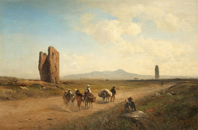 File:Albert Flamm Römische Campagnalandschaft.jpg