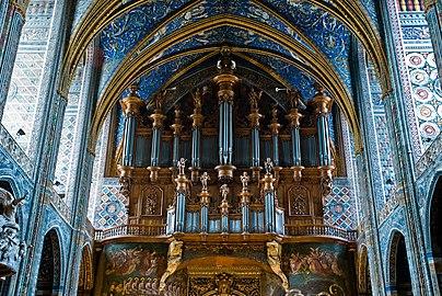 Cathédrale Sainte-Cécile d'Albi - Wikimedia Commons