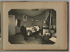 Album of Paris Crime Scenes - Attributed to Alphonse Bertillon. DP263653.jpg