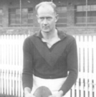 Hawthorn Football Club - Captain coach 1947–1949, Albiston was one of the characters of the club's most bitter internal fight