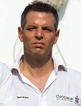 Governor of Oaxaca - Image: Alejandro Murat in September 2017