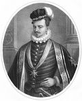Aleksander Lesser, Henryk Walezy.jpg