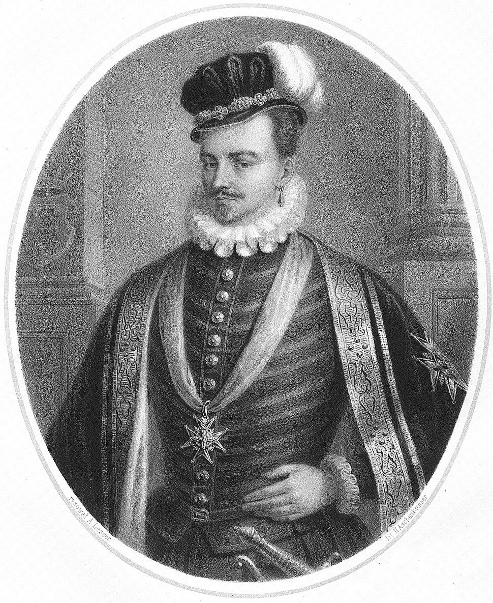 Aleksander Lesser, Henryk Walezy