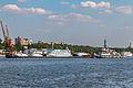 Aleksandr Lagutin in Moscow North River Port 23-may-2014 02.jpg